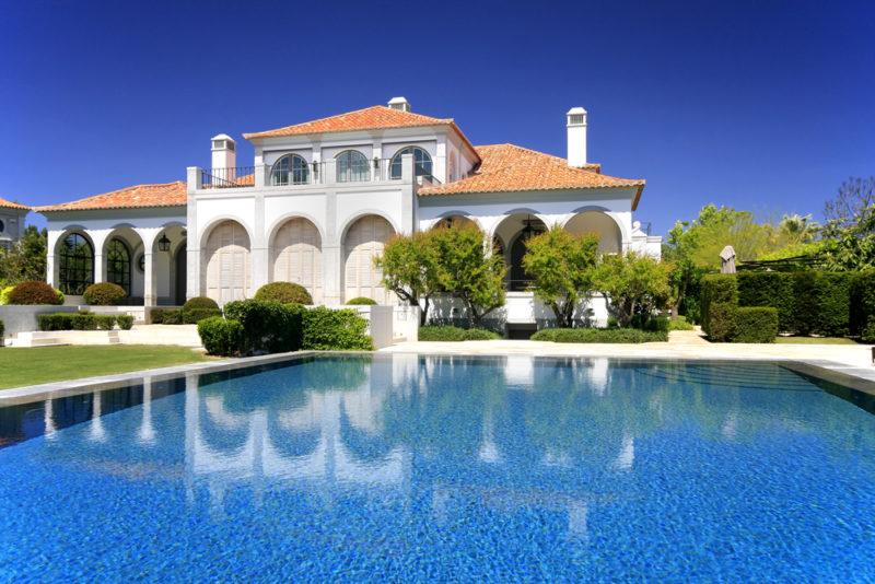Image d'illustration sur l'immobilier de prestige