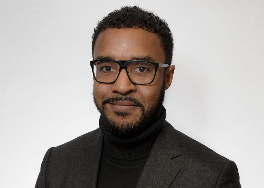 Photographie de Gaël Bankolé, consultant seniro chez Further Invest